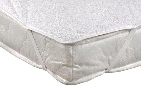 Brotex Chránič matrace nepropustný 70x140cm PVC + froté
