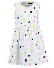Blue Seven dziewczęca sukienka 734098 X 92 biała