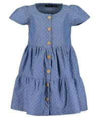 Blue Seven dívčí šaty 734102 X 92 modrá