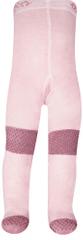 EWERS 905230_1 dekliške nedrseče hlačne nogavice, roza, 80