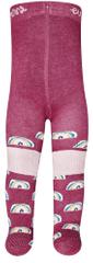 EWERS 905228 dekliške hlačne nogavice za plazenje, roza, 80
