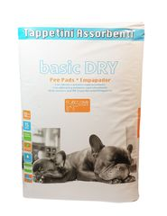 Pet tribe Absorpční podložky pro psy Basic dry 15ks velké