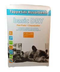 Pet tribe Absorpční podložky pro psy Basic dry 50ks malé