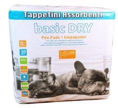 Pet tribe Absorpční podložky pro psy Basic dry 50ks velké
