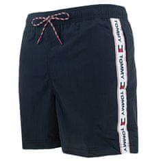Tommy Hilfiger Moške plavalne kratke hlače UM0UM02042 -DW5 (Velikost S)