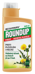 Roundup koncentrát Fast 540 ml
