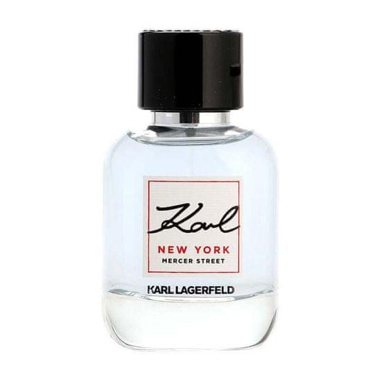 Karl Lagerfeld Karl New York Merces Street - toaletní voda M Objem: 100 ml