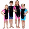 Dětský neopren SILKY 1,5 mm růžová/černá 10-11 let růžová