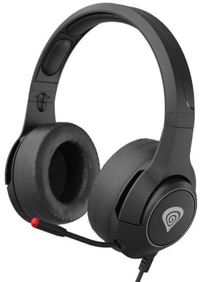 Genesis słuchawki gamingowe Argon 600 (NSG-1658)