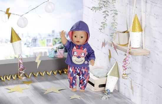 BABY born fantovska oblačila - rojstnodnevna serija, 43 cm