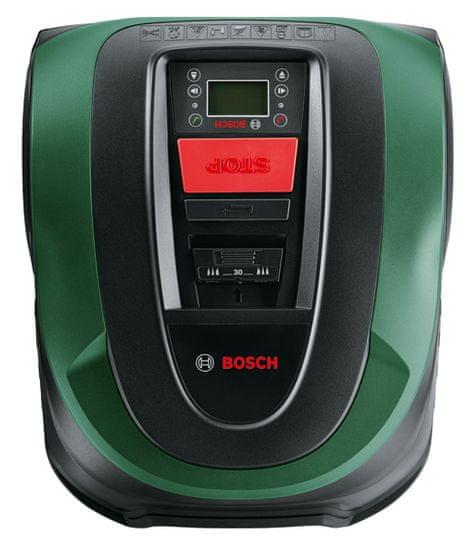 BOSCH Robotfűnyíró Indego S+ 500 (0.600.8B0.302)