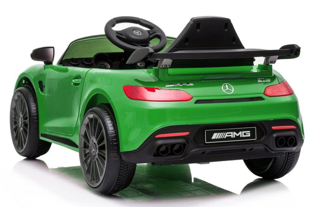 Eljet Dětské elektrické auto Mercedes-Benz AMG GTR - použité