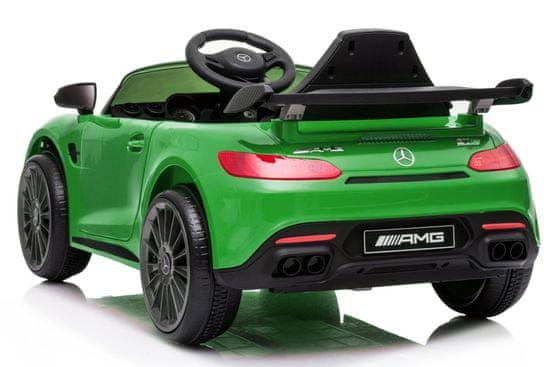Eljet Mercedes-Benz AMG GTR otroški električni avto