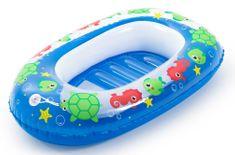 Bestway 34037A Nafukovací člun slanem modrý