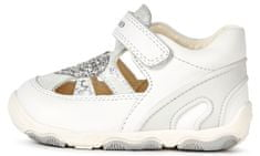 Geox NEW BALU' B150QA 085MA C1000 lány szandál, 21, fehér