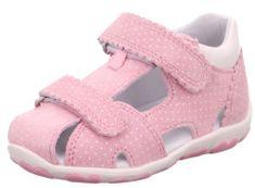 Superfit Fanni 10000375500 lány szandál, 18, rózsaszín
