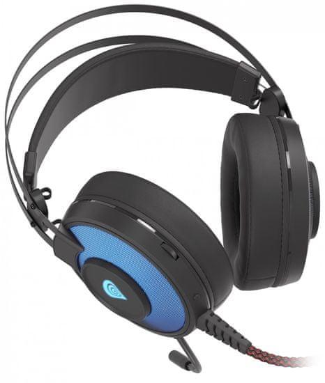 Genesis Neon 600 RGB gaming slušalice s mikrofonom