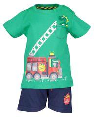 Blue Seven fiú póló és nadrág szett 939000 X, 68, zöld