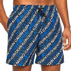 Calvin Klein Moške plavalne kratke hlače KM0KM00550-0G0 (Velikost L)