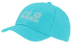 Jack Wolfskin 1901011-1355495 Kids Baseball Cap otroška kapa s šiltom, modra