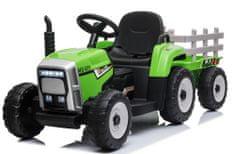 Eljet Dětské elektrické auto John Deere Tractor Lite