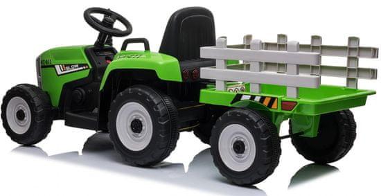 Eljet Detské elektrické auto John Deere Tractor Lite