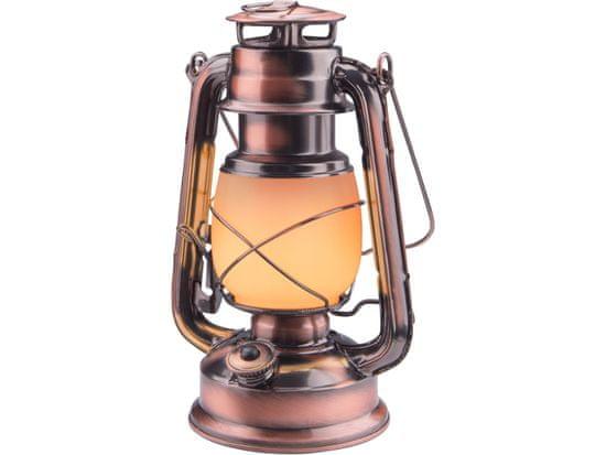 Extol Light Petrolejka LED, bílé světlo/plamen