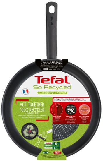 Tefal So recycled panvica 28 cm G2710653