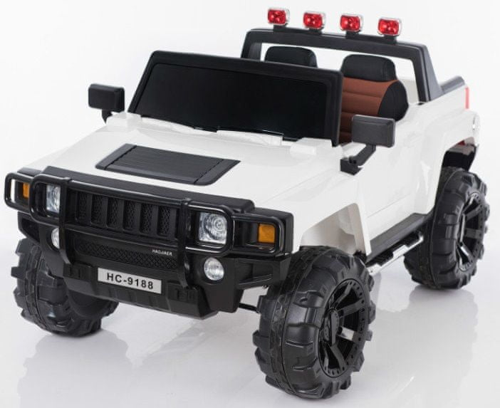 Eljet Dětské elektrické auto Hummer H1