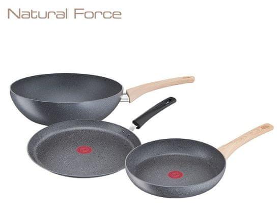 Tefal patelnia Wok Natural Force 28 cm