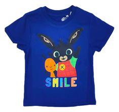 "SETINO Chlapecké tričko ""Bing"" - modrá - 116 / 5–6 let"