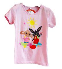 "SETINO Dekliška majica ""Bing"" - svetlo roza - 116 / 5–6 let"