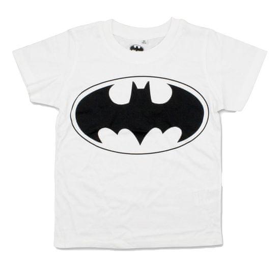 """SETINO Chlapecké tričko """"Batman"""" - bíla"""