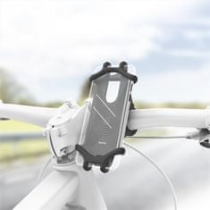 Hama Mobiltartó kerékpárra, 6-8 cm széles és 13-15 cm magas készülékekhez 183250