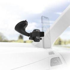 Hama Comfort, univerzális mobiltelefon tartó járműbe, 5,5-8,5 cm szélességű telefonhoz 183302