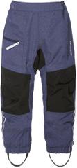 Didriksons1913 wodoodporne spodnie chłopięce D1913 Dusk 502939-038, 140 niebieskie