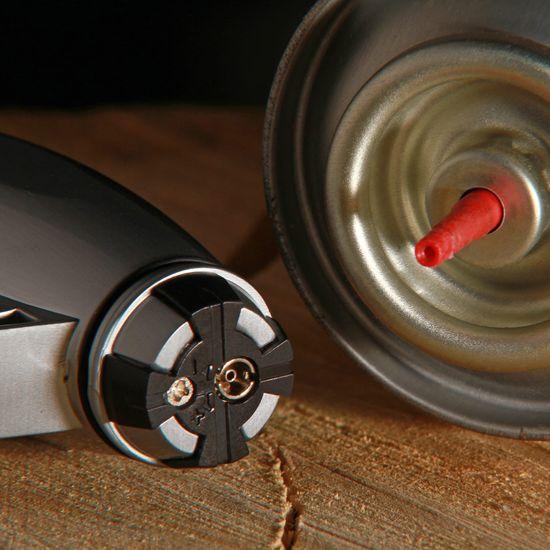 True Utility FirewireTurbojetLighter vžigalnik plin