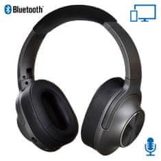 Platinet Freestyle FH0930 brezžične naglavne slušalke, Bluetooth 5.0, mikrofon, ANC, zložljive