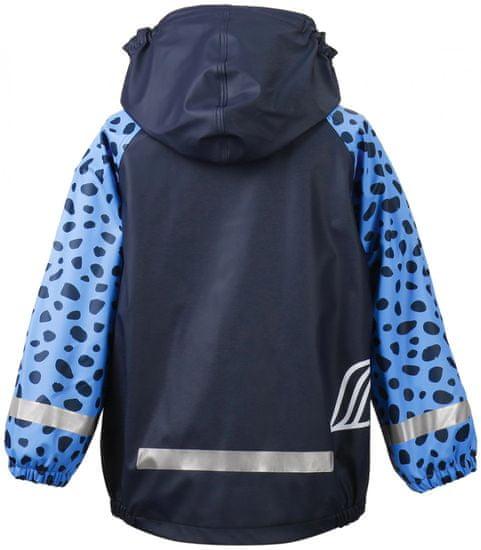 Didriksons1913 zestaw dziecięcy - nieprzemakalna kurtka i spodnie D1913 Slaskeman Print 503733-856