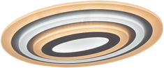 Rabalux LED 3D svetilka 3097 Taneli, stropna, bela/srebrna