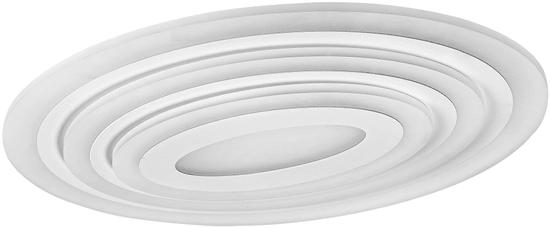 Rabalux LED 3D svjetiljka 3097 Taneli, stropna, bijela/srebrna