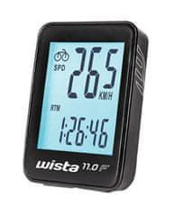 Wista Cyklocomputer WISTA bezdrátový 11– 80141