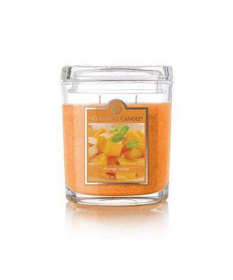 Colonial Candle Mango Salsa mirisna svijeća, 623 g