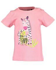 Blue Seven 901095 X_1 dekliška majica, 80, roza