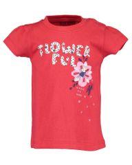 Blue Seven 901098 X_1 dekliška majica, 80, rdeča