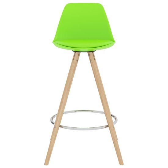 shumee 3-delni set pohištva za zeleno barvo