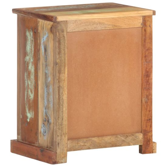shumee omara s sliko Bude 40x30x50 cm predelani les