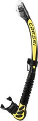 Šnorchl Alpha Ultra Dry černá/žlutá