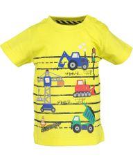 Blue Seven fantovska majica 928100 X, 68, rumena