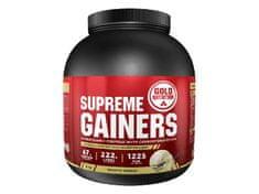 GoldNutrition Supreme Gainers 3000 g vanilka